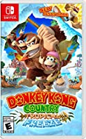 Donkey Kong Country: Tropical Freeze Nintendo Switch Games and Software