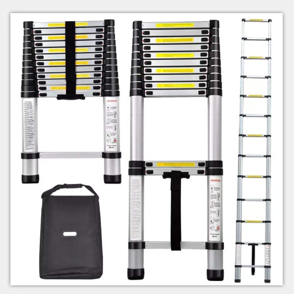"""HZC178 35/"""" L Heavy Duty Telescoping Ladders Carry Bag Storage Tote with Adjustable Carry Handles for Maintainer"""