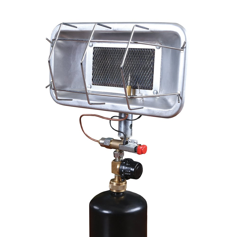 Stansport Deluxe Golf/Marine Infrared Propane Heater by Stansport