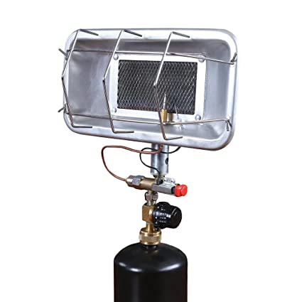 Propane Radiant Heater >> Stansport Deluxe Golf Marine Infrared Propane Heater