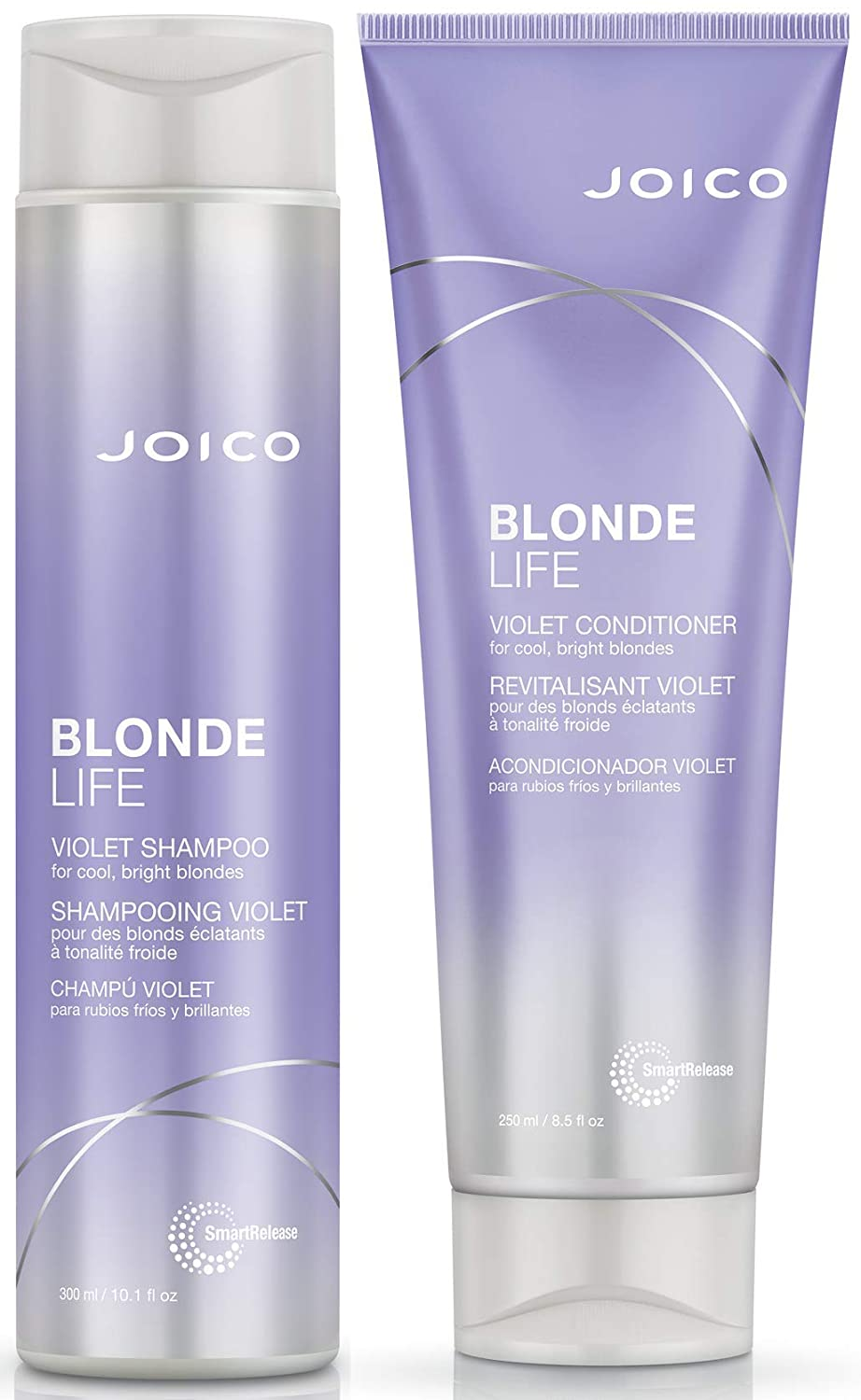 Joico Blonde life violet shampoo and conditioner, 20.2 Ounce
