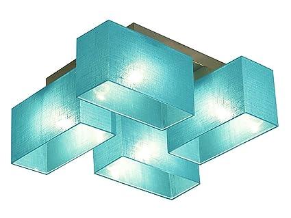 Plafoniere Con Lampadina A Vista : Wero design lampada da soffitto plafoniera luce in