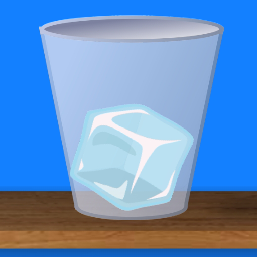 Happy Cup Ice Jump - from glass to glass to the ()