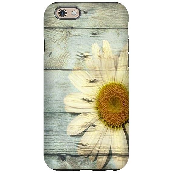 Case Shabby Chic Country.Amazon Com Cafepress Shabby Chic Country Daisy Iphone 6