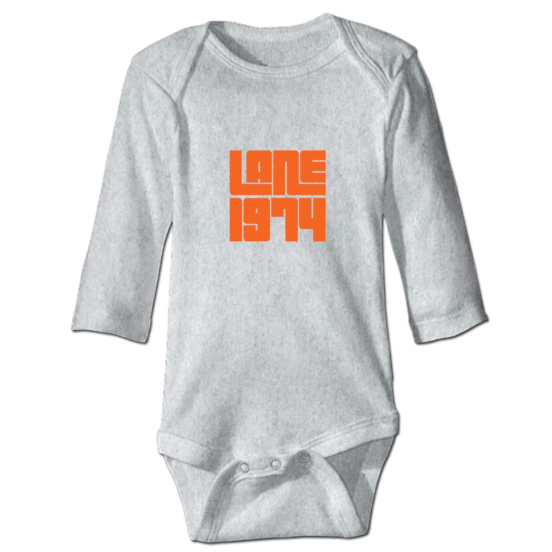 WilBstrn Newborn Baby Onesie Chubby Bunny Club Print Romper Bodysuit