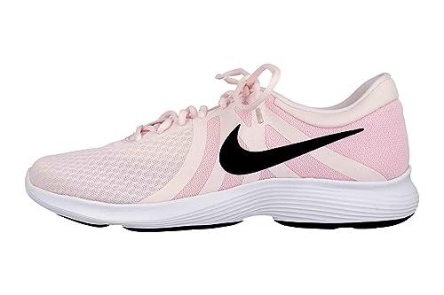 Nike Wmns Revolution 4 EU, Zapatillas de Atletismo para Mujer: Amazon.es: Zapatos y complementos