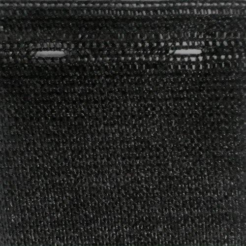 JFN Privacy Screen, 6' x 50', Black