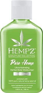product image for Hempz Pure Hemp Moisturizer, 2.25 Ounce