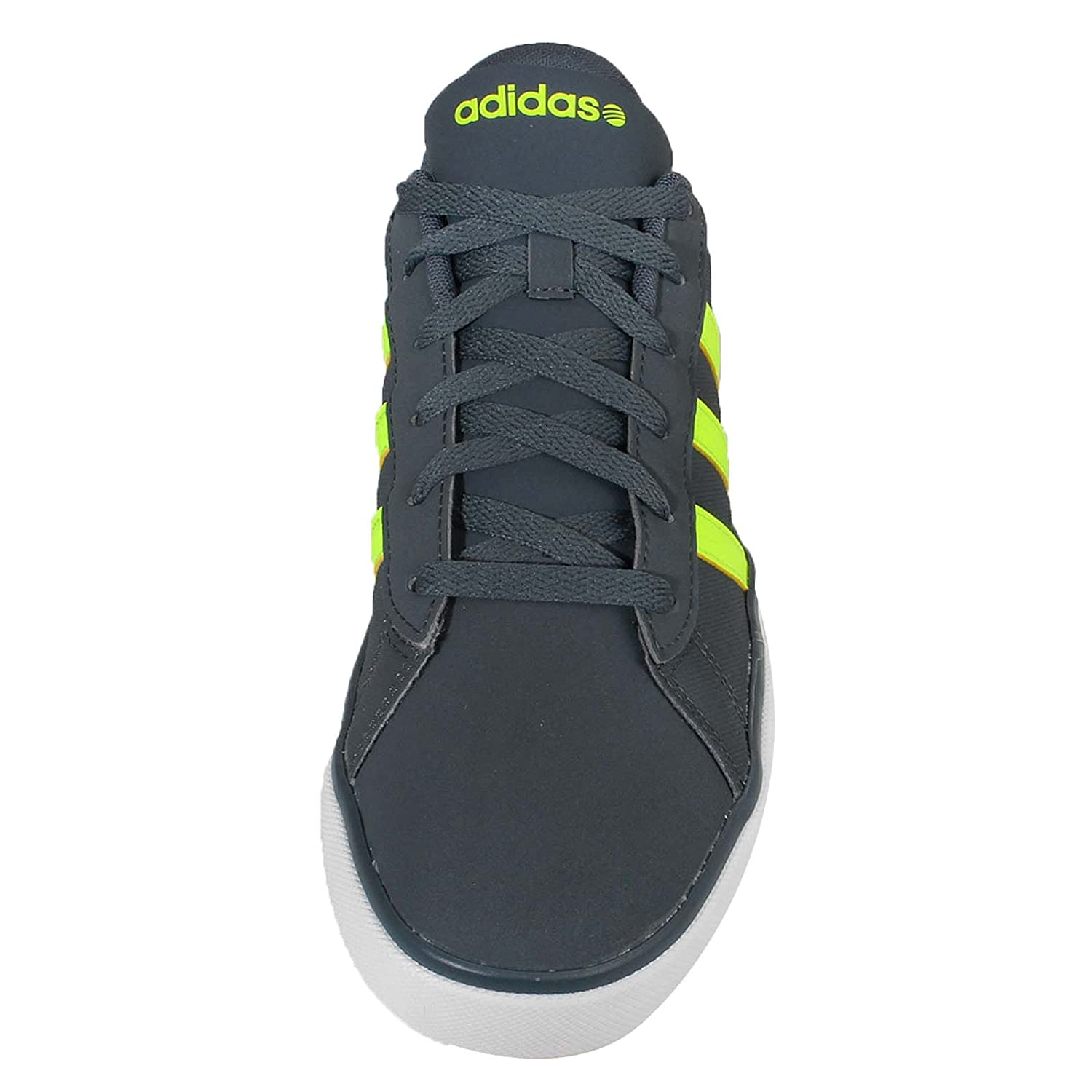 6fb216671ece Adidas NEO Men Grey Daily Team Sneakers (10 UK)  Buy Online at Low Prices  in India - Amazon.in