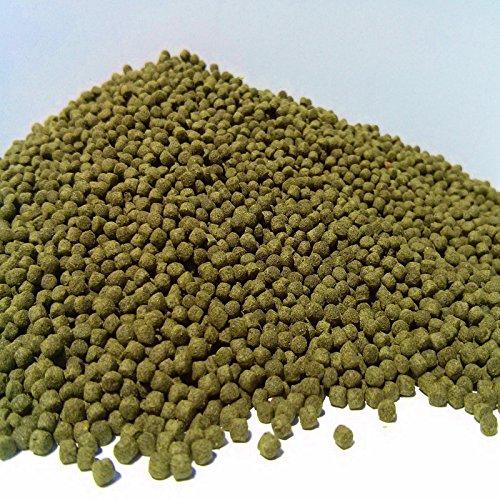 Picture of Pellets, 40% Spirulina 1/8
