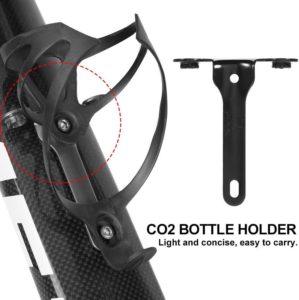 10KG Metal Road Bike Water Bottle Mount CO2 Holder Riding Outdoor Sports 789