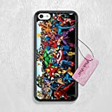 i phone 5c marvel cases - Pink Peri™ Avenger Marvel Comic Protective Hard Phone Case For iPhone 5c case