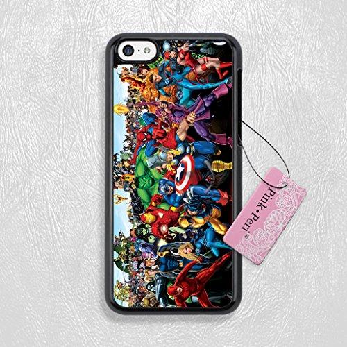i phone 5c marvel cases - 3