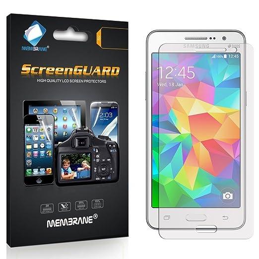 21 opinioni per 3 x Membrane Pellicola Protettiva Samsung Galaxy Grand Prime (SM-G530F)-
