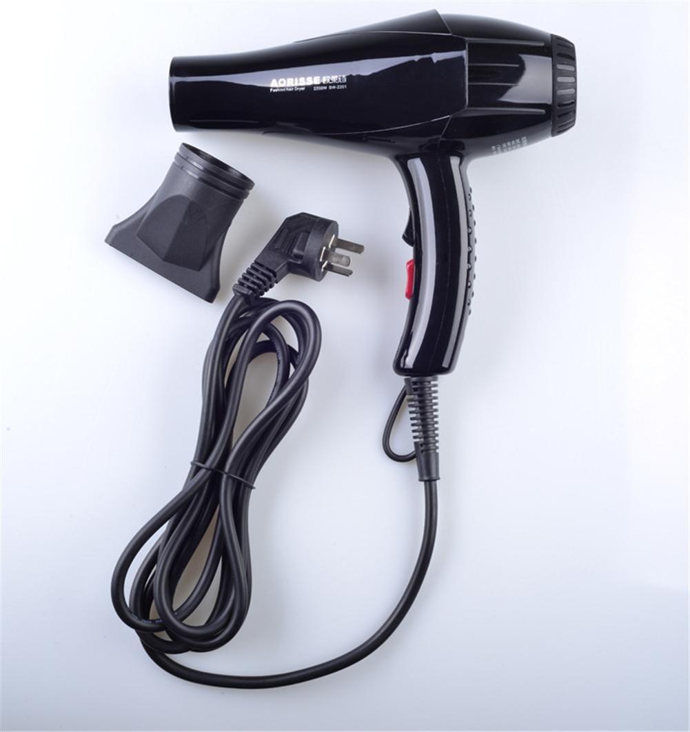 2200w profesional Hair Blow secadores para Peluquería Peluquería Peluquería Viajes Hot Cold Air Ajuste Cuidado del Pelo Herramientas de Estilo: Amazon.es: ...
