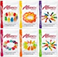 Albanese World's Best Gummi Candy Assorted - 6 Packs by Albanese Confectionery from Albanese