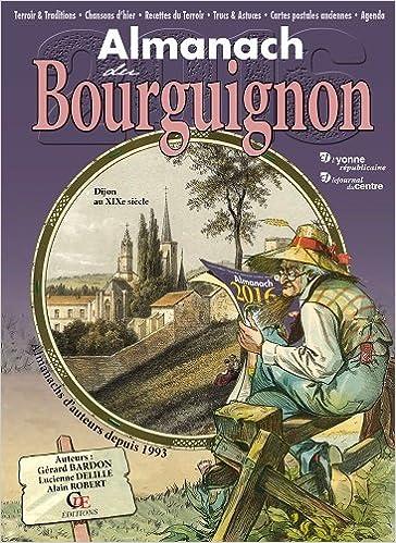 Almanach du Bourguignon 2016