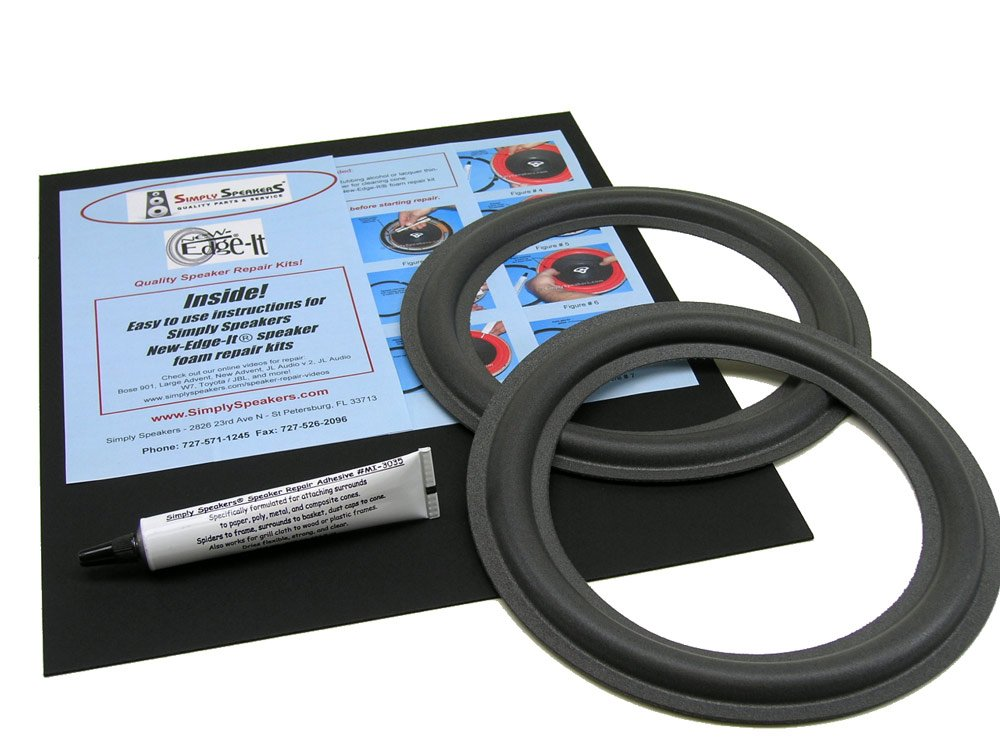 DynAudio Speaker Foam Edge Repair Kit, 8'' DynAudio, FSK-8DYN