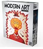 CMON Modern Art Abstract Board Game
