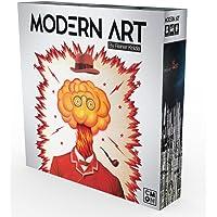 CMON Modern Art Abstract Board Game