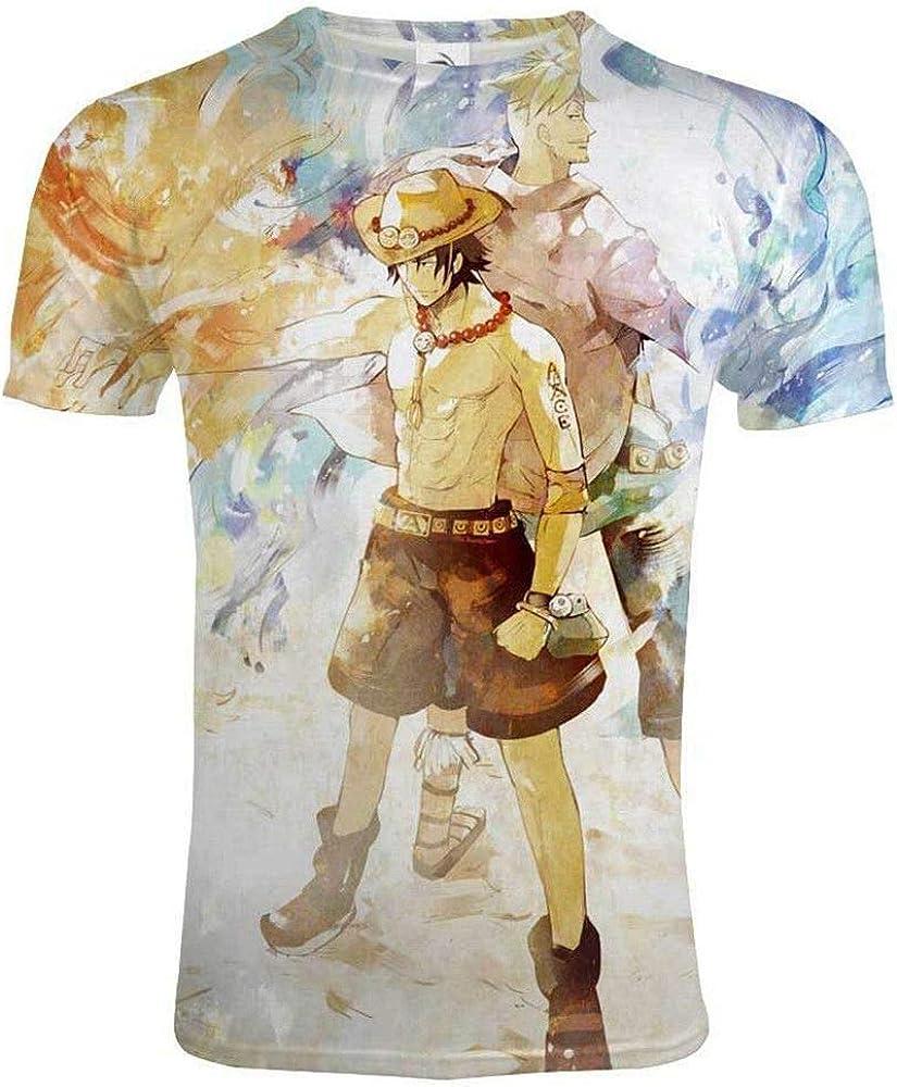 Gumstyle Anime - Camiseta de Manga Corta para Adultos, diseño de Anime XX-Small: Amazon.es: Ropa y accesorios