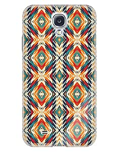 Abstract Ethnic Pattern Case for your Galaxy S4