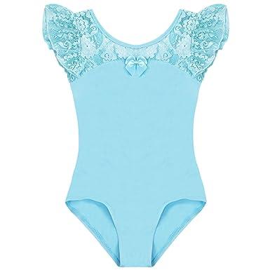 5ea084a12523 Amazon.com  Toddler Girls Leotard Dance Gymnastics Ballet Dress ...