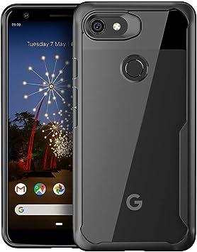 Olixar Funda Google Pixel 3a XL NovaShield -Bumper- Compatible ...