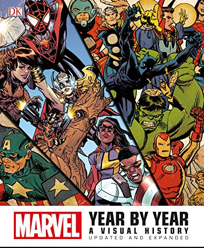 - Marvel Year by Year