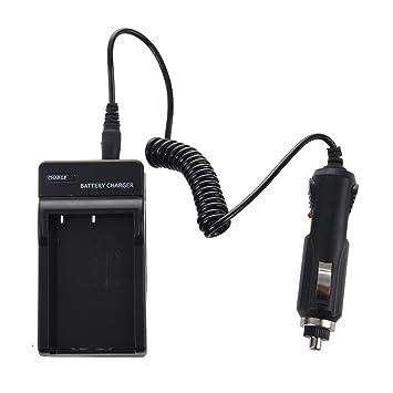 SODIAL(R) Cargador de Bateria EN-EL9 para Camara Nikon D40 D60 D40x