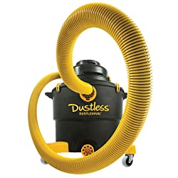 Dustless Technologies D1603 Wet Dry Vacuum