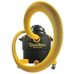 Dustless Technologies 16 Gallon Dustless Wet Dry Vacuum