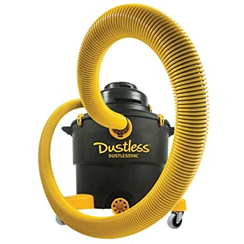 Dustless Technologies D1603 Dustless Wet Dry Vacuum