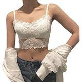 ◕‿◕LianMengMVP Femmes Bracelet en Dentelle Coffre Enveloppé Haut de Chemise sous-vêtements