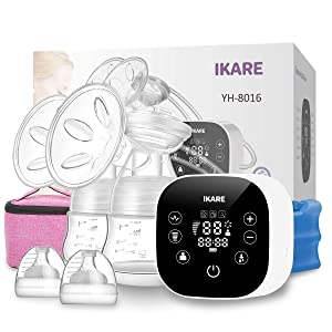 IKARE Double Breast Pumps