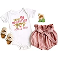 baby bodysuit baby gift isn\u2019t she lovely expecting mom gift baby clothes baby girl clothes Cute baby clothes