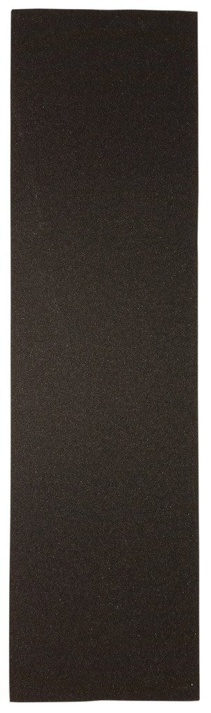 Black Angel 48'' x 10'' Premium Longboard Grip Tape, Black