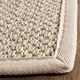 Safavieh Natural Fiber Collection NF143C Marble and