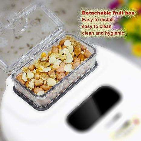 XN Kitchen Bread Maker 1.5 LB Máquina de Pan programable Menús automáticos en la Nube 3 Tamaños de Pan 3 Colores de Corteza 18 Menú Temporizador de demora ...
