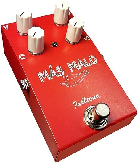 Fulltone Mas Malo – distorsión Fuzz Guitarra: Amazon.es ...