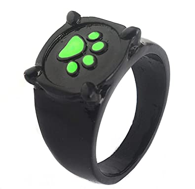 Inception Pro Infinite Bague Chat Noir Ladybug Couleur