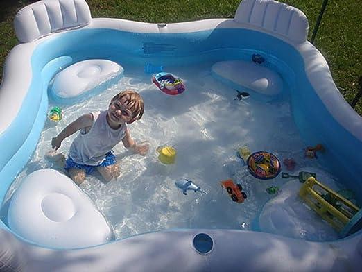 TongNS2 Centro Juegos Hinchable Piscina niños Inflable ...
