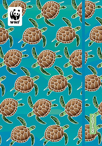WWF Turtles Academic Planner 2018
