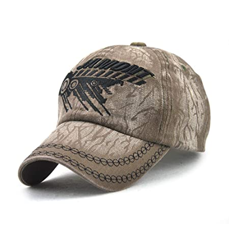 sdssup Bordado de Letras para Hombres Cross Border Hat Army Green ...
