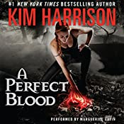 A Perfect Blood: The Hollows, Book 10 | Kim Harrison