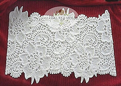 Handicraft Silicone Mould /New Elegant Lace Mold 0276