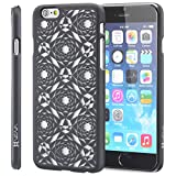 iPhone 6 6S Case - VENA [TACT] slim Fit Hard Polygon Design Pattern Cover for Apple iPhone 6 6S (4.7