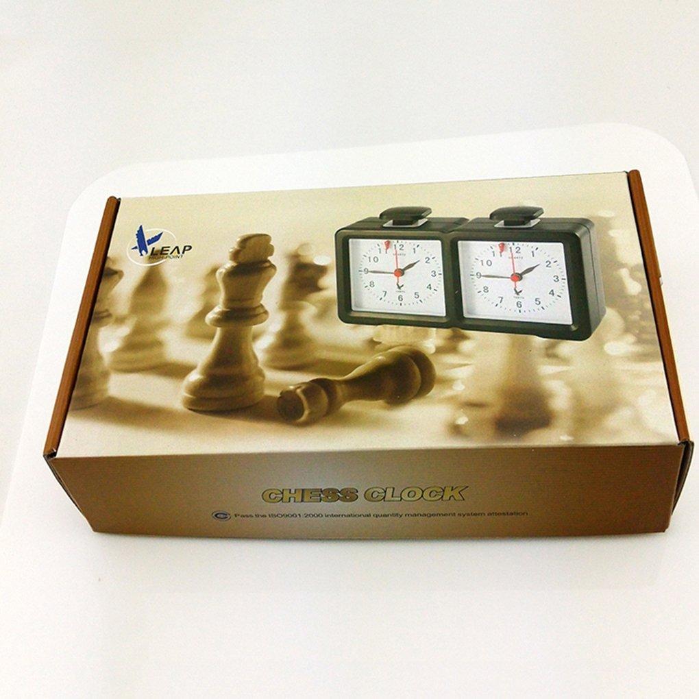 Lorsoul PQ9905 Analógico Electrónico de Cuarzo Relojes de ajedrez, para los Juegos de ajedrez Chino: Amazon.es: Hogar