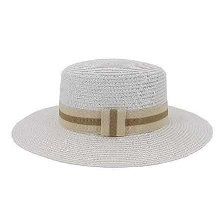 Sombreros de paja para hombre al aire libre para h Sombrero de sol ...