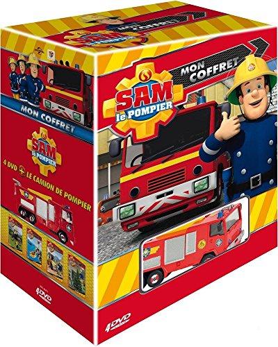 Sam le pompier, mon coffret 4 DVD [dition limite - DVD + Jouet]